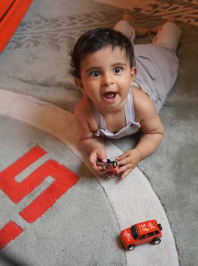رایین 9 ماهه