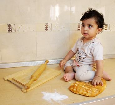 رایین نانوا میشود
