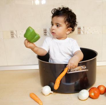 رایین آشپز!